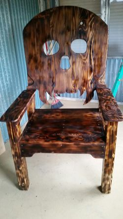 Skull chair for Sale in Prineville,  OR