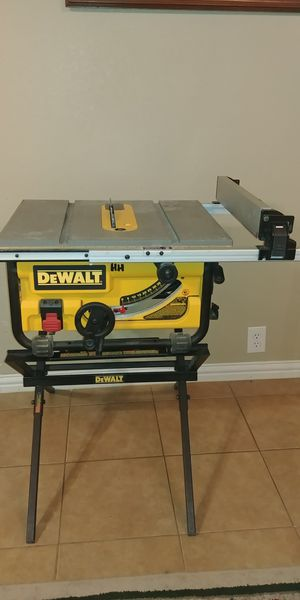 Table saw little used for Sale in Wylie, TX