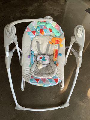 Bright Start Baby swing for Sale in Oak Lawn, IL
