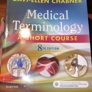 Medical Terminology Soft Cover Brand New for Sale in Fort Myers, FL