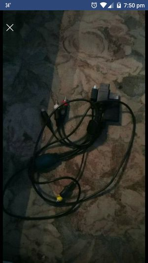 Universal cables ps2 ps3 wii for Sale in Columbus, OH