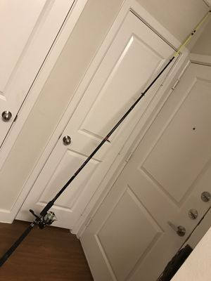 Fishing rods (2) for Sale in Farmers Branch, TX