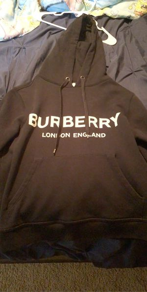 Burberry London England Hoodie Size Small for Sale in El Cajon, CA