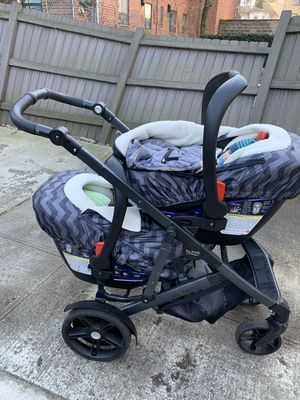 Britax Be Ready Stroller car seat set for Sale in Brooklyn, NY