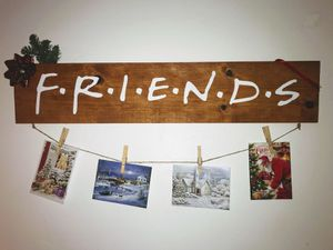Friends wood sign for Sale in Bakersfield, CA