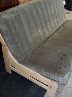 Futon Frame and Mattress for Sale in Clackamas,  OR