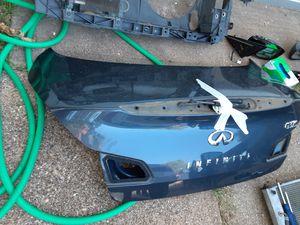 2011 infiniti g37s 4door sedán parts for Sale in Irving, TX