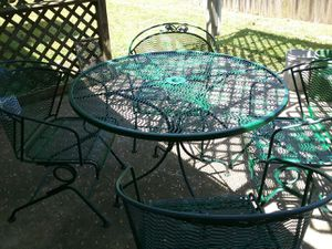 Patio Furniture Set for Sale in Newport News, VA