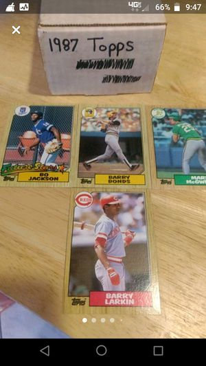 1987 Topps Baseball card Set for Sale in Clarksville, IN