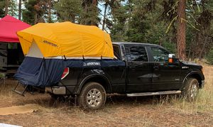 Adventure 1 Truck Tent Camping for Sale in Gresham, OR