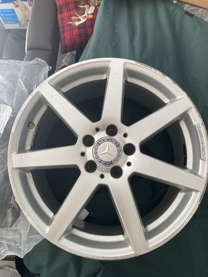 """FRONT MERCEDES BENZ C-Class W204 AMG RIM 8Jx18"""" - A {contact info removed} for Sale in Union Park, FL"""