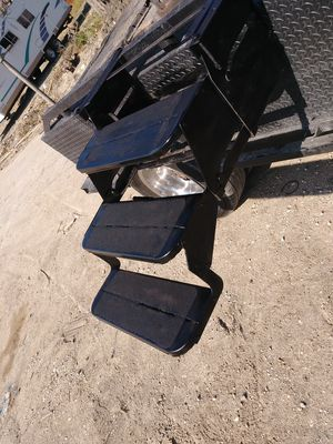 5th wheel travel trailer stairs for Sale in Wylie, TX