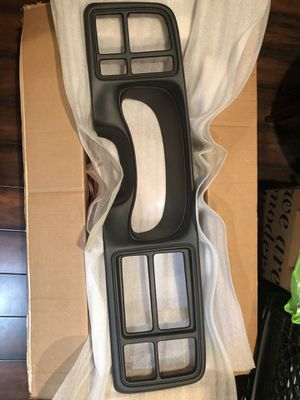 2002 Chevy 1500 dash bezel for Sale in Hayward, CA
