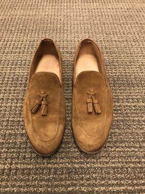 River Island leather loafers - size 8 for Sale in Fairfax, VA