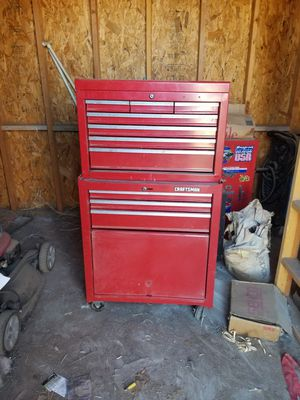Craftman tool boxes for Sale in Hesperia, CA