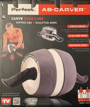 Perfect Fitness Ab Carver Roller for Core Workouts for Sale in Chino, CA