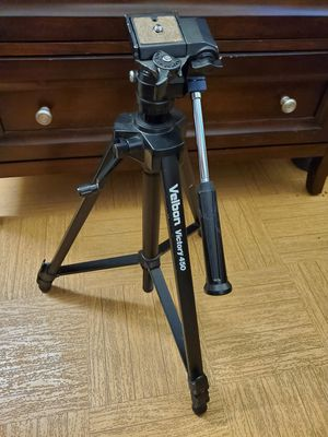 Velbon Victory 450 Tripod with Bag for Sale in Lakewood, CA