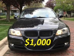 $1,OOO URGENT For sale 2009 BMW 3 Series AWD 335i xDrive 4dr Sedan Turbocharged With Sports Package for Sale in Miami, FL