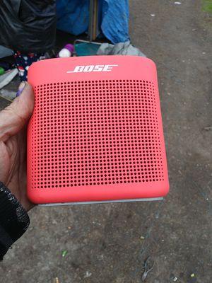 Bose soundlink color ll for Sale in Stockton, CA