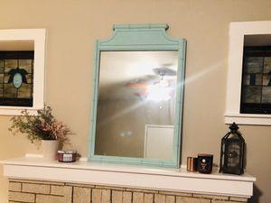 Blue mirror for Sale in Chicago, IL