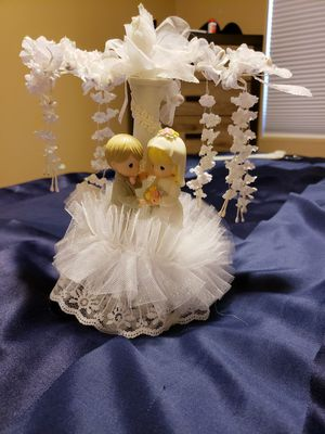 Precious Moments wedding cake topper for Sale in Gresham, OR