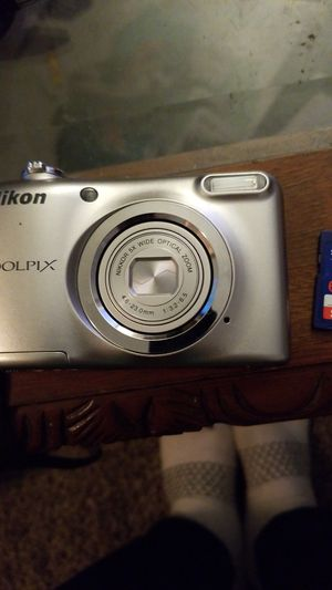 Nikon camera for Sale in Lincoln, NE