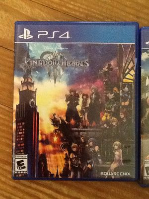Ps4 games for sale for Sale in Arnold, MD