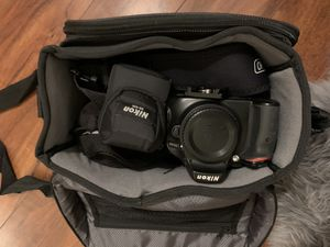 Nikon 5100 bundle with 4 lenses 2 are PRO level for Sale in Los Angeles, CA