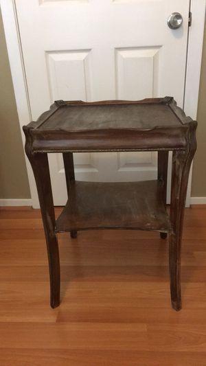 Antique table for Sale in Oakton, VA