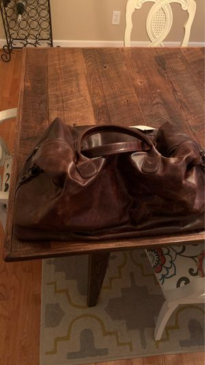 New Brompton Brown Moore and Giles Benedict Weekend Bag for Sale in Lynchburg, VA