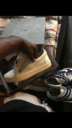 Giuseppe zanotti sneakers for Sale in Detroit, MI