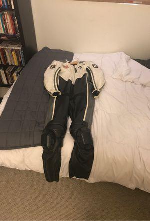 Z custom made road racing leathers. Motorbike /motorcross /motorcycle for Sale in Playa del Rey, CA