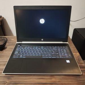 HP Probook 450 G5 - i7 8550U/Geforce 930MX for Sale in Tacoma, WA