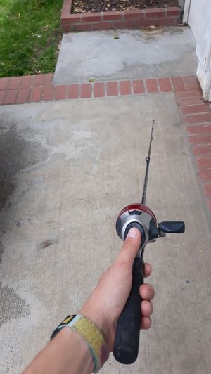 Fishing pole for Sale in Fountain Valley, CA