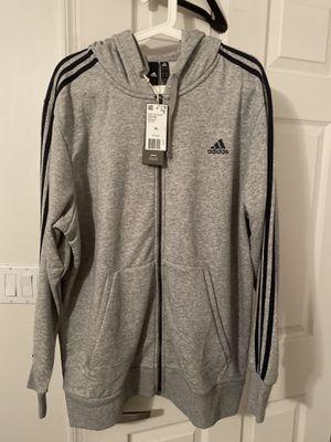 Brand new adidas zip up hoodie/sweatshirt for Sale in Phoenix, AZ