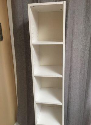 """72"""" White Bookshelves (2) - price ($15) each for Sale in Orlando, FL"""