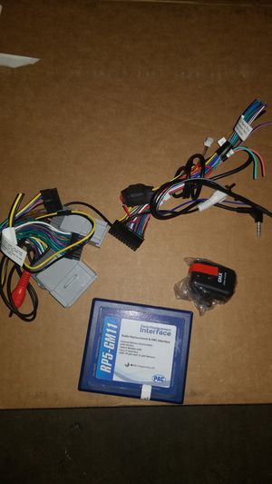 RP5-GM11 Radio replacement and SWC interface for Sale in Norwalk, CA