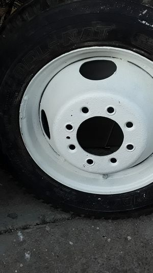 RV SPAIRE TIRE 16.5 for Sale in San Diego, CA
