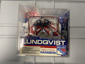NEW NHL Hockey Henrik Lundqvist New York Rangers McFarlane Sportspicks Action Figure for Sale in Murrieta, CA