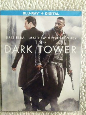 The Dark Tower Bluray for Sale in Long Beach, CA