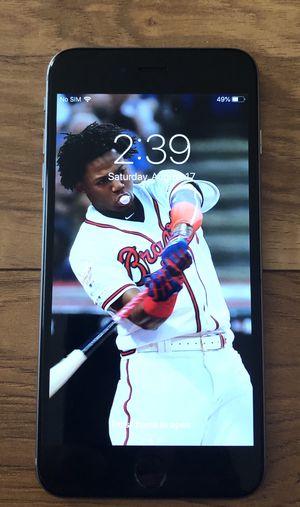 iPhone 6Plus, 64gb, Unlocked for Sale in Franklin, TN