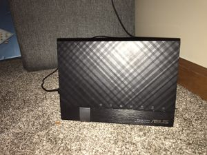 Asus WiFi router for Sale in Lawrence, KS
