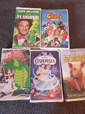 Disney VHS for Sale in Jan Phyl Village, FL