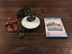 Nintendo Wii U - Skylanders Swap Force Bundle for Sale in Orlando, FL