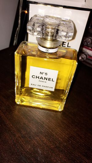 No5 Chanel Perfume new in box! for Sale in West Jordan, UT
