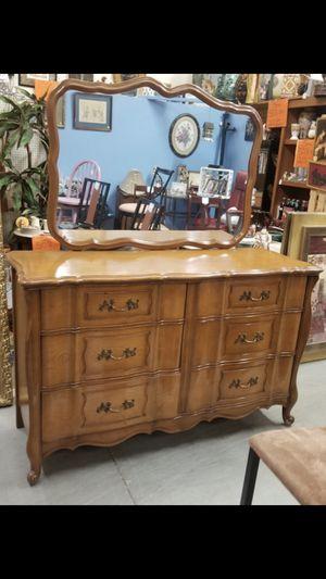 French Provincial Dresser for Sale in Stockbridge, GA