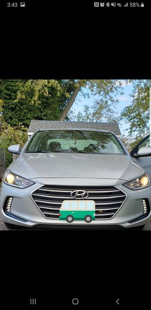 2018 Hyundai elantra value package for Sale in Manassas, VA