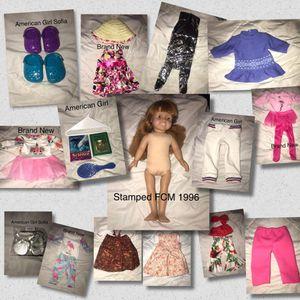 """18"""" Doll & Accessories for Sale in Everett, WA"""