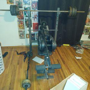 Edit:Adjustable Bench Press(Sold) Read Description for Sale in Sacramento, CA