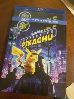 Pokemon Detective Pikachu for Sale in Los Angeles, CA